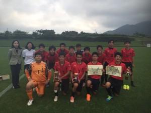 2016クラブカップ 優勝 八重山高校